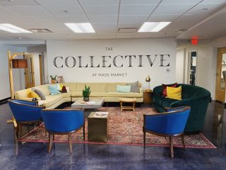 Offices Available in The Collective
