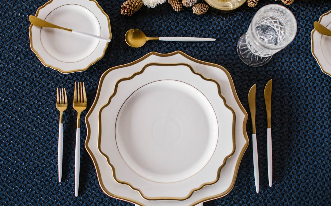 12 Days of Christmas Tabletops | 10 Lords A Leaping