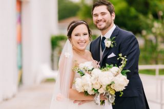 Victoria + Jonathan's Garden Inspired Reception: Featured On Every Last Detail