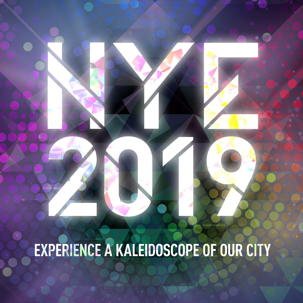 NYE 2019 Hosted by Haus 820 | Experience a Kaleidoscope of Our City