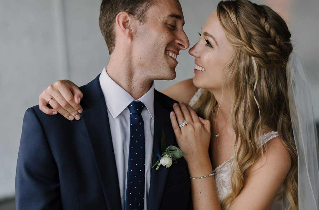 Jen + Connor's Romantic Wedding: Featured On Marry Me Tampa Bay