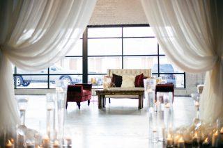 Romantic Valentine's Day Inspired Wedding
