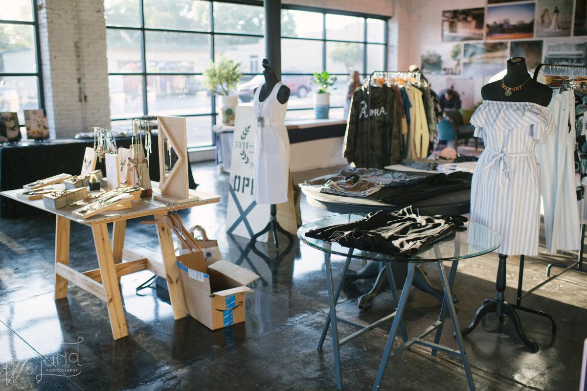 HausMRKT Indoor Vendor