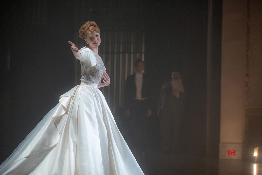 Wedding Dress Inspiration From Quot The Greatest Showman